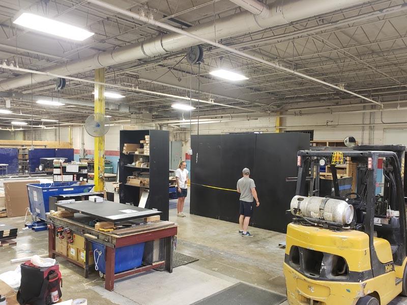 Continuous Improvement – Doors & Frames